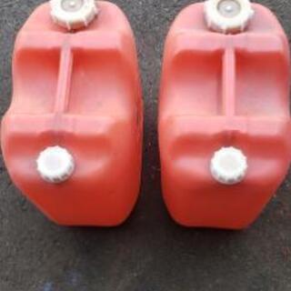灯油 20Lポリ容器