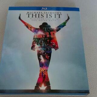マイケル・ジャクソン THIS IS IT   Blu-ray  美品