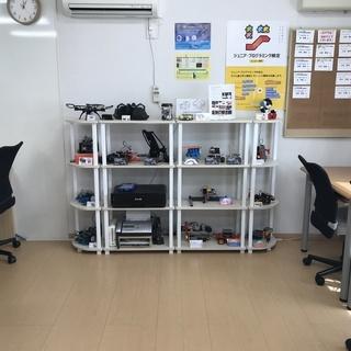 幼児から始められるロボット教室