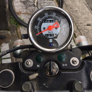 SUZUKI ST250 走行距離10510km - バイク