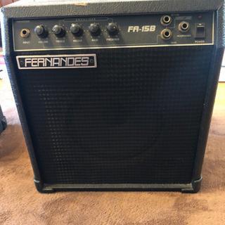 ギター、ベース用アンプ2台セット