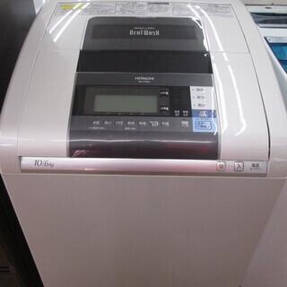 日立 洗濯機 BW-D10SV 2013年式 10kg