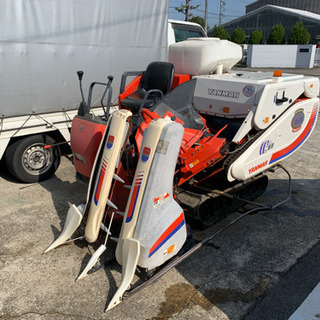ヤンマー 自脱型コンバイン 軽油 Ee-35 快速 二重銅 動作...