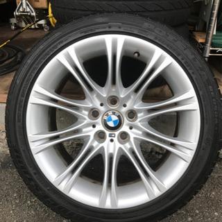 BMW5シリーズ18インチタイヤホイール