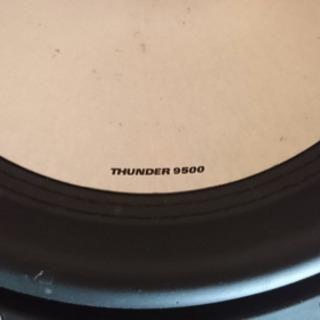 MTX audio T9512 サブウーファー