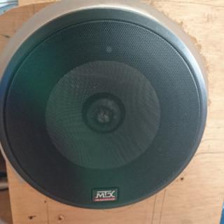 MTX audio スピーカー