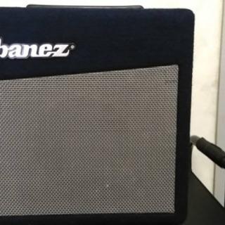 ibanezアイバニーズIBZ-Gギターアンプ