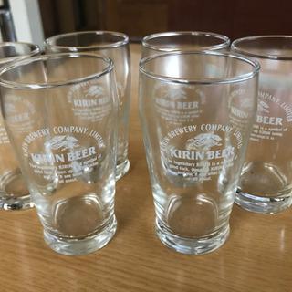 キリン ビールグラス 6個セット
