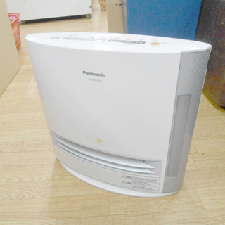 Panasonic 加湿 セラミックファンヒーター DS-FKX...
