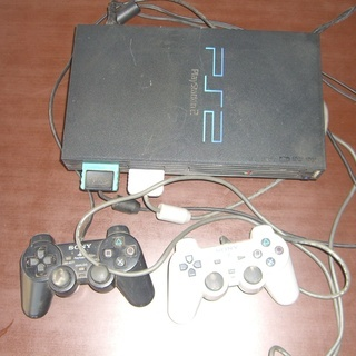 SONY PlayStation2 SCPH-50000 通電確認