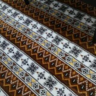 洗える毛布ラグ 130×185