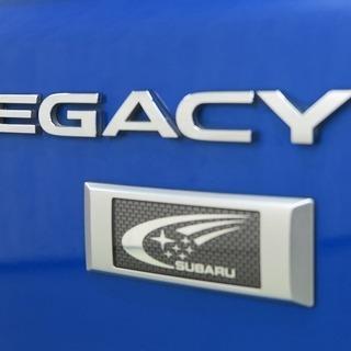 レガシィツーリングワゴン!ETC付き!綺麗なブルーです!
