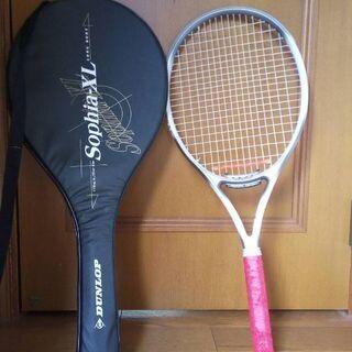 テニスラケットの画像