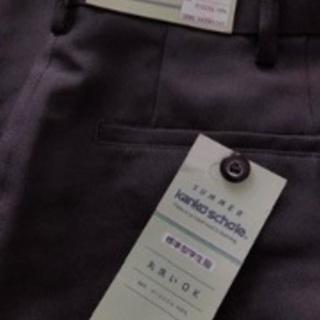 新品カンコー中学ズボン譲ります。