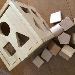 RING BELL 積み木立体パズル