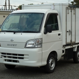 H24 ハイゼットトラックエアコン パワステSP -5度冷凍冷蔵...
