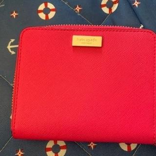 ケイトスペードのお財布です