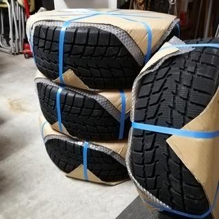 新品スタッドレスタイヤ&ホイール4本セット 205/55R…