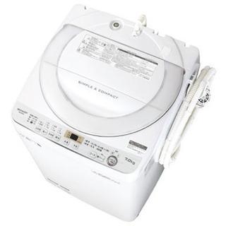 洗濯機(乾燥付き)