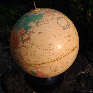 地球儀 10号(26cm)マヒナ製