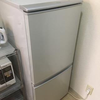 冷蔵庫SHARP SJ-14T