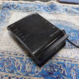 無線LANルーターAterm WG1200HS