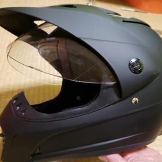 ヘルメットマットブラック