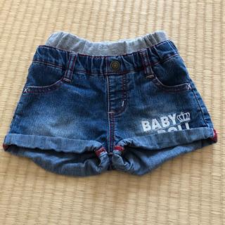 BABY  DOLL デニムショートパンツ