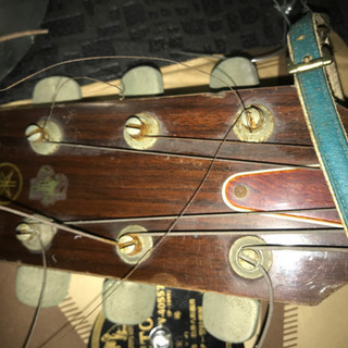 ギター、アコースティックギター、ヤマハ