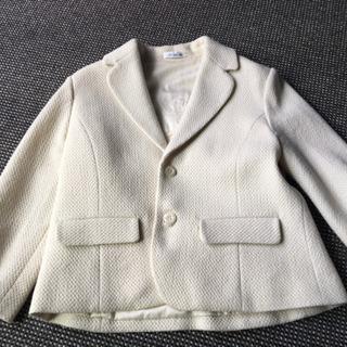 【値下げしました!】テチチ オフホワイト ジャケット