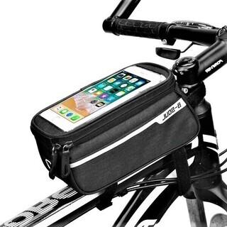 自転車スマホホルダー(黒)