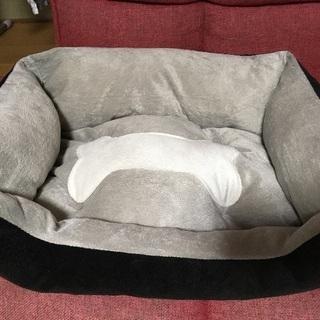 小型犬ふわふわベッド