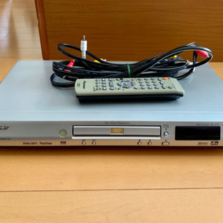 DVDプレーヤー Ploneer DV-270-S シルバー