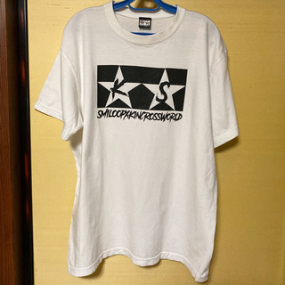 SMILOOP×Kin Cross World コラボTシャツ