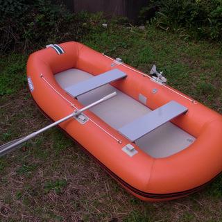 JOYCRAFT ゴムボートローボートKE4-OR 良品