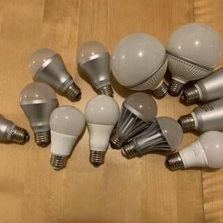 中古 LED電球 13個セット