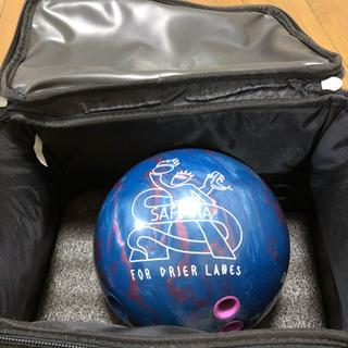 ボーリング   ボールのバッグ