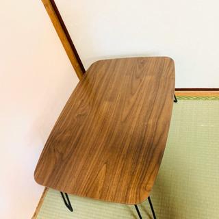 折りたたみテーブル 無料!