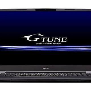 RTX2070 i78750H G-TUNEノートパソコン