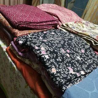 古布、着物の自宅フリマ