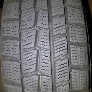 スタッドレスタイヤ155/80R13ダンロップ(4本)
