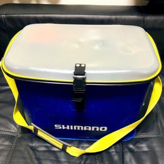 【週末値下げ】シマノ タックルバッグ