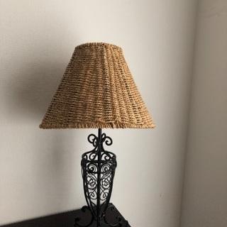 アジアン ランプ