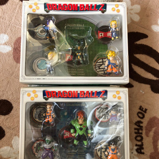 ドラゴンボールZ コレクションボックス 2セット