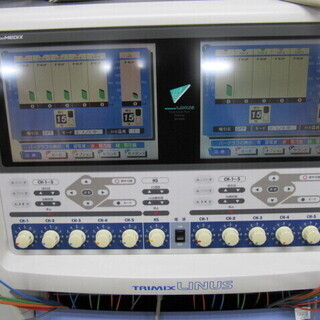 🏠整骨院用 日本メディックス 低周波治療器 TM-5502 SS...