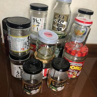 いろんな瓶