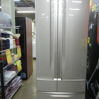 東芝 冷蔵庫 GR-C51R 511L 2011年製