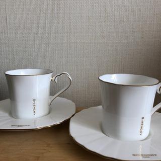 GIVENCHY  コーヒーカップペア