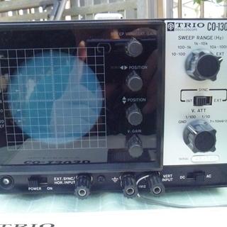 TRIO オシロスコープ CO-1303D