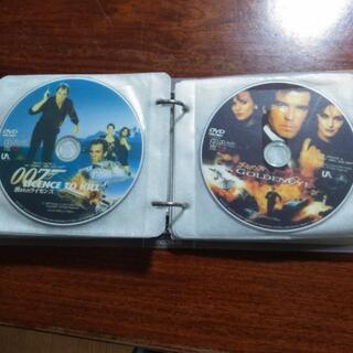DVD 007シリーズ